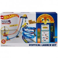 Трек Hot Wheels Гонки по вертикали Hot Wheels Track  Vertical Unlimited Launch Kit GGH70