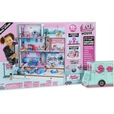 Игровой меганабор с куклами L.O.L  - Модный особняк