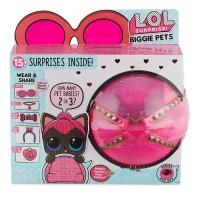LOL Surprise Big Pets Spicy Kitty котенок Перчинка лол