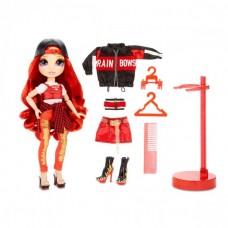 Кукла Rainbow High - Руби (с аксессуарами)
