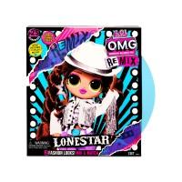 """Игровой набор с куклой L.O.L. Surprise! серии O.M.G. Remix"""" - Леди-Кантри"""""""