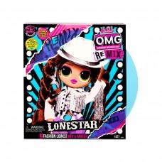 """Ігровий набір з лялькою L.O.L. Surprise! серії O.M.G. Remix"""" - Леді-Кантрі"""""""