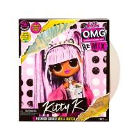 """Игровой набор с куклой L.O.L. Surprise! серии O.M.G. Remix""""- Королева Китти"""""""