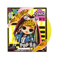 """Игровой набор с куклой L.O.L. Surprise! серии O.M.G. Remix"""" - Диско-Леди"""""""