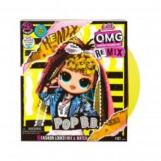 """Ігровий набір з лялькою L.O.L. Surprise! серії O.M.G. Remix""""- Диско-Леді"""""""