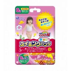 Трусики-подгузники для плавания Goo.N для девочек (XL, от 12 кг)