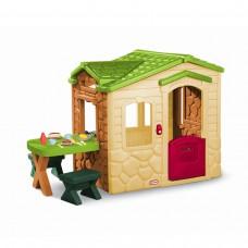 Игровой домик - ПИКНИК (с дверным звонком и аксессуарами)