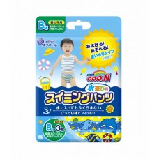 Трусики-подгузники для плавания Goo.N для мальчиков (XL, от 12 кг)