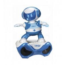 Набор с интерактивным роботом DISCOROBO – ЛУКАС ДИДЖЕЙ (русский)