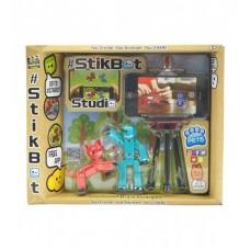 Игровой набор для анимационного творчества STIKBOT S2 PETS – СТУДИЯ