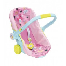 Кресло-каталка для куклы BABY BORN - УДОБНОЕ ПУТЕШЕСТВИЕ