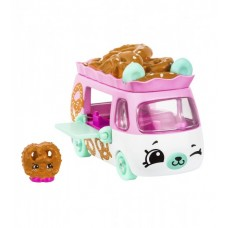 Мини-машинка SHOPKINS CUTIE CARS S3 -БРЕЦЕЛЬ-ЭКСПРЕСС