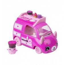 Мини-машинка SHOPKINS CUTIE CARS S3 -БЬЮТИ-КАР