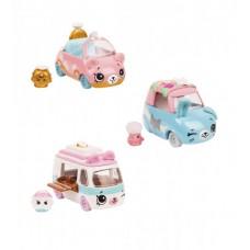 Набор мини-машинок SHOPKINS CUTIE CARS S3 - СВАДЕБНЫЙ КОРТЕЖ