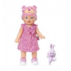 Интерактивная кукла MY LITTLE BABY BORN - УЧИМСЯ ХОДИТЬ