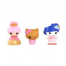 Набор с куклами КРОШКАМИ LALALOOPSY - ЮКИ САКУРА И ПРИНЦЕССА
