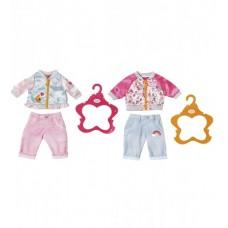 Набор одежды для куклы BABY BORN - СПОРТИВНИЙ КЭЖУАЛ