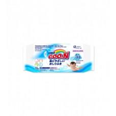 Влажные салфетки GOO.N для чувствительной кожи (увеличенные)