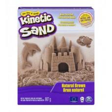 Песок для детского творчества - KINETIC SAND ORIGINAL (натуральный цвет)