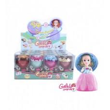 Кукла-капкейк Джелато