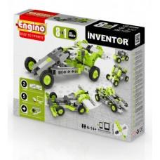 Конструктор INVENTOR 8 в 1 - Автомобили