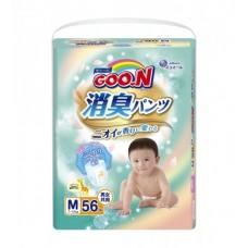 Трусики-подгузники GOO.N для детей (M, 7-12 кг)
