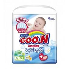 Трусики-подгузники GOO.N для активных детей (S, 5-9 кг)