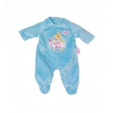 Одежда для куклы BABY BORN - КОМБИНЕЗОН (голубой)