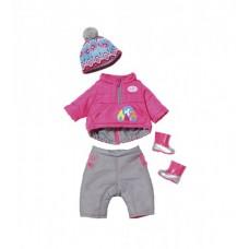 Набор одежды для куклы BABY BORN - СТИЛЬНАЯ ЗИМА