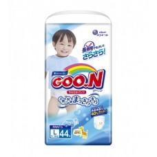 Трусики-подгузники GOO.N для мальчиков (L, 9-14 кг)