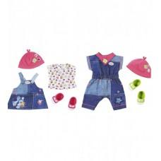 Набор одежды для куклы BABY BORN - МОДНЫЙ ДЖИНС
