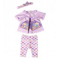 Набор одежды для куклы BABY BORN - БАБОЧКА