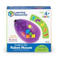 Игровой STEM-набор LEARNING RESOURCES – МЫШКА (программируемая игрушка)
