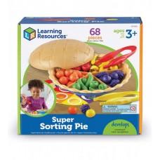 Навчальний Ігровий Набір-Сортер Learning Resources - Ягідний Пиріг