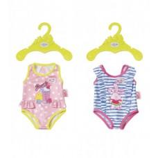 Одежда для куклы BABY BORN - ЛЮБЛЮ КУПАТЬСЯ