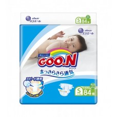 Подгузники GOO.N для детей (S, 4-8 кг)