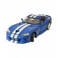 Авто-конструктор - DODGE VIPER GTS COUPE (1996) (1:24)