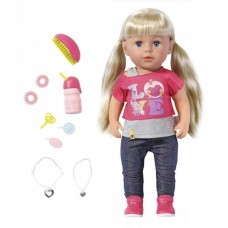 Кукла BABY BORN - СТАРШАЯ СЕСТРЁНКА
