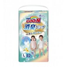 Трусики-подгузники GOO.N для детей (L, 9-14 кг)