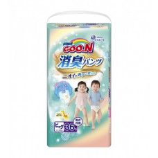 Трусики-подгузники GOO.N для детей (XL, 12-20 кг)