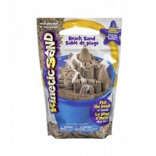 Песок для детского творчества - KINETIC SAND BEACH (натуральный цвет)