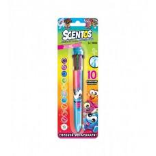 Многоцветная ароматная шариковая ручка - ВОЛШЕБНОЕ НАСТРОЕНИЕ