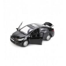 Автомодель - HYUNDAI ACCENT (1:32, черный)