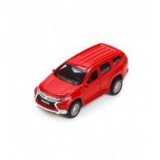 Автомодель - MITSUBISHI PAJERO SPORT (1:32, красный)
