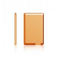 Портативная батарея XOOPAR - POWER CARD (оранжевая, 1300 мАч)