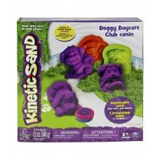 Набор песка для детского творчества - KINETIC SAND DOGGY