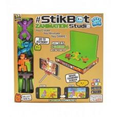 Игровой набор для анимационного творчества STIKBOT S2 PETS – СТУДИЯ Z-SCREEN