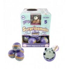 Мягкая игрушка-сюрприз в шаре SURPRIZAMALS S5