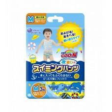 Трусики-подгузники для плавания Goo.N для мальчиков (M, 7-12 кг)