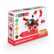 Конструктор STEM HEROES - Царство животных: скорпион